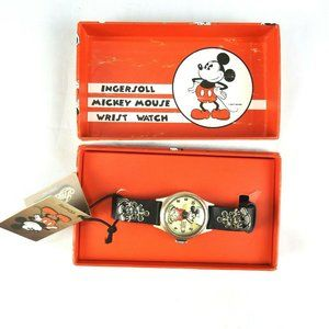 Ingersoll Mickey Mouse 1930's Collection Watch
